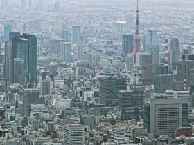 都会の景観