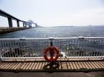 ゲートブリッジと東京湾